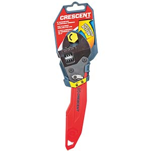 "8"" Ratcheting Adjustable Wrench CRESCENT ATR28"