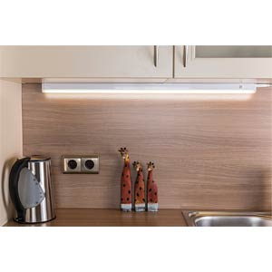 LED under-cabinet lamp 55 cm, 69 LEDs HEITRONIC 29027