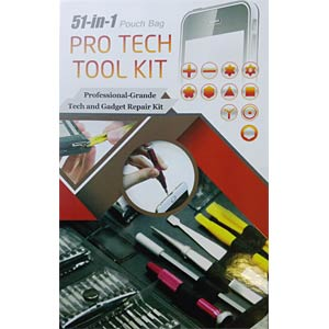 51-In-1 MobilePhone Repair Set EASY TOOL KM-2015