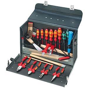 Werkzeugtasche 24-teilig, Elektroinstallation KNIPEX 00 21 01 TL