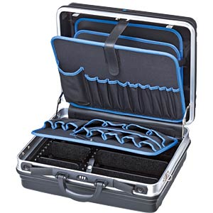"""Basic"" tool case empty KNIPEX 00 21 05 LE"