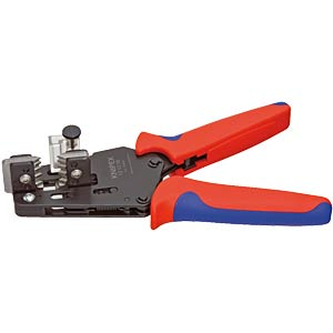 Automatic stripping pliers: 2.5 - 10.0 mm² KNIPEX 12 12 10