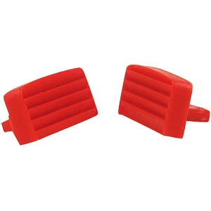 1 set (2x) replacement clamping jaws for 12 40 200 KNIPEX 12 49 02