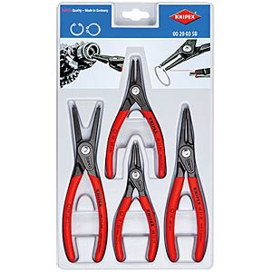 Precision Circlip Pliers Sets KNIPEX 00 20 03 SB