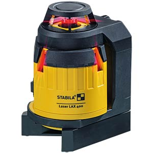 Stabila Multilinien-Laser / TYP:LAX 400 STABILA 18702