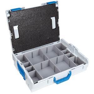 Sortimo L-BOXX 102 inkl. Insetboxenset K3 SORTIMO 1000002473