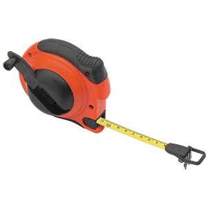 10 mm x 20 m tape measure LUFKIN LS20CM