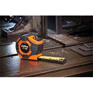 19mm x 5m Hi-Viz® Orange P1000 Tape Measure LUFKIN PHV1035CM