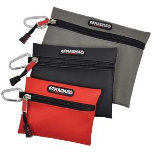 Werkzeugtasche, 3-Taschen Pack, Polyester, xx mm C.K MAGMA MA2725