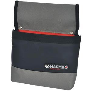 Werkzeugtasche, für Nägel, Polyester, 260x230x50 mm C.K MAGMA MA2733