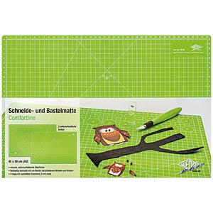 Comfortline cutting mat, A3, self-closing WEDO 79245