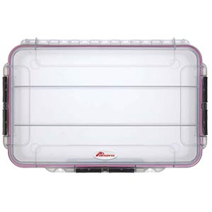 Sortimentskasten, MAX 004-T, 350 x 86 x 230 mm, 3 Fächer PLASTICA PANARO MAX004-T