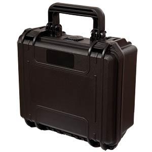 Polypropylen-Copolymer Koffer, 258x243x117,5mm PLASTICA PANARO 235H105S