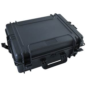 Polypropylen-Copolymer Koffer, 555x428x211mm PLASTICA PANARO 5050S