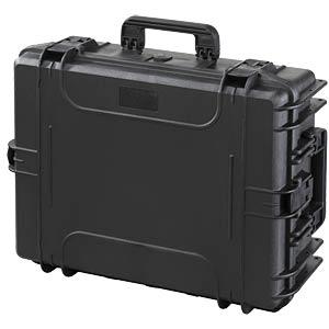 Koffer, wasserdicht, Polypropylen, 594x215x473 mm PLASTICA PANARO MAX540H190S