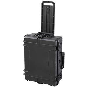 Koffer, Trolly, wasserdicht, Polypropylen, 604x225x473 mm PLASTICA PANARO MAX540H190S-TR
