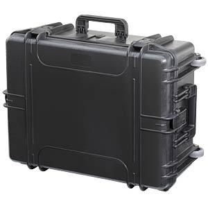 Koffer, wasserdicht, Polypropylen, 687x276x528 mm PLASTICA PANARO MAX620H250S