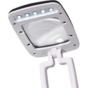 Leselupe, LED, 3,5-fach MAXIMEX 93441