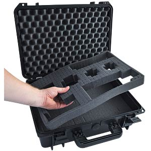 Koffer, wasserdicht, Polypropylen, 555x211x428 mm PLASTICA PANARO 5050S