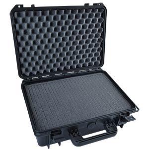 Polypropylen-Copolymer Koffer, 464x336x176mm PLASTICA PANARO 430S