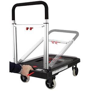 Folding hand truck, trolley, 150kg VELLEMAN OHTPRO5