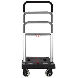 Transportwagen, max. 150 kg, Aluminium, 420x80x700 mm VELLEMAN OHTPRO5