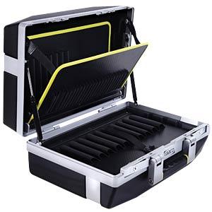 ToolCase Premium L - 67, Werkzeugkoffer RAACO 139519