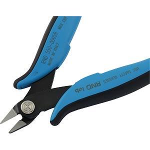 Kabelschere, 138 mm, für Cu und Al-Kabel RND LAB RND 550-00059