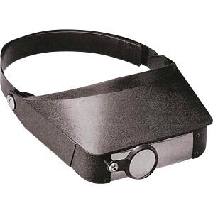 Kopfbandlupe, 1,8-fach, 2,3-fach, 3,7-fach, 4,8-fach RONA 450501