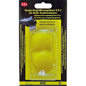 Ersatzlinse für Kopfbandlupe, 3,5-fach RONA 826807