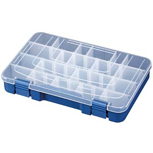 Assortment box, 276 x 188 x 45 mm PLASTICA PANARO 195