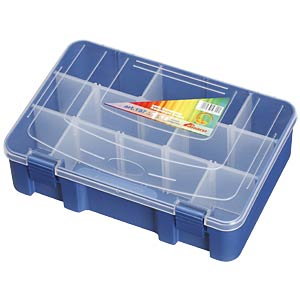 Assortment box, 276 x 188 x 75 mm PLASTICA PANARO 197