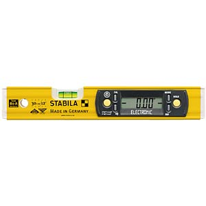 STABILA light-metal spirit level, type 80 A STABILA 17323