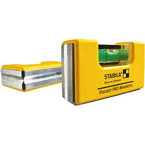 Stabila waterpas Pocket Pro Magnetic STABILA 17768