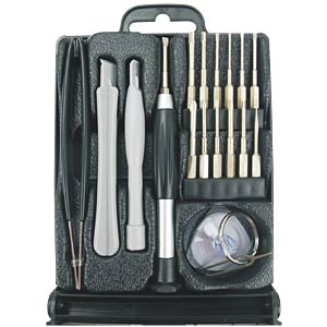 Smartphone and tablet maintenance kit, 20-piece SPROTEK STE-3022