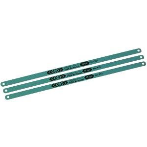 """HSS Bi-Metal Hacksaw blades, set of 3 12"""" x 18 tpi C.K T0932R 1218"""