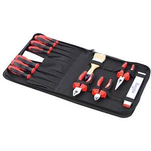 Werkzeugmappe, Polytex, 370x260x50 mm HEPCO+BECKER 00 5803 8019
