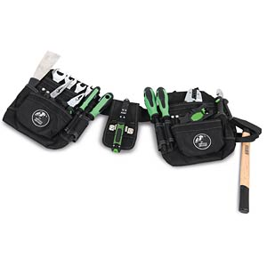 Universal Polytex tool belt HEPCO+BECKER 00 5856 8019
