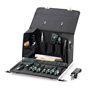 Werkzeugtasche, Polytex, 420x150x250 mm HEPCO+BECKER 00 5863 8019