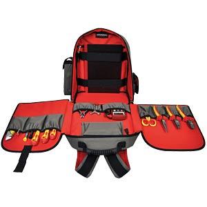 Werkzeugrucksack,  , Polyester, 380x420x250 mm C.K MAGMA MA2631