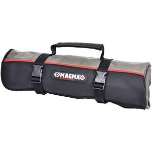 Werkzeugrolltasche, Polyester, 410x65x140 mm C.K MAGMA MA2718