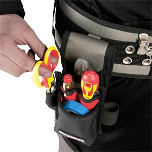 Werkzeugtasche, Basis, Polyester, 90x200x100 mm C.K MAGMA MA2724