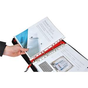 Dokumentenmappe, Organizer,  , Polyester, 340x300x40 mm C.K MAGMA MA2600