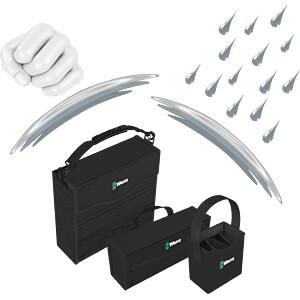 Werkzeug-Container, Wera 2 Go 2, Textil, 330x355x115 mm WERA 05004351001