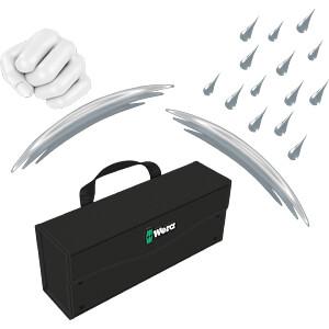 Werkzeug-Box, Wera 2 Go 3, Textil, 325x130x80 mm WERA 05004352001