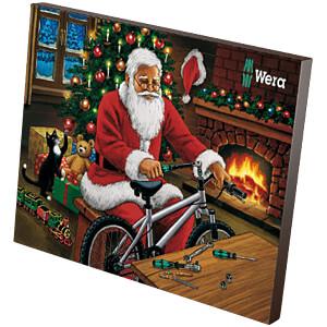 Wera 2018 advent calendar WERA