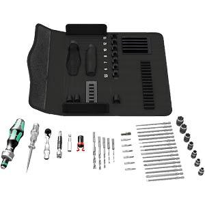 Werkzeugsatz, Schraubset, Holz H1, 41-teilig WERA 05135939001