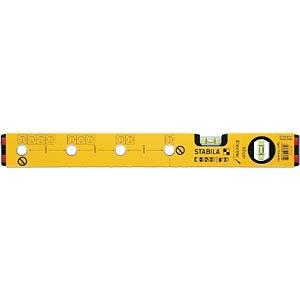 Wasserwaage, 43cm, für Elektrikarbeiten STABILA 16135 4