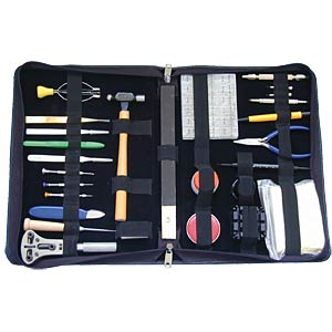 Professional watch tool set BERGER+SCHRÖTER 60263