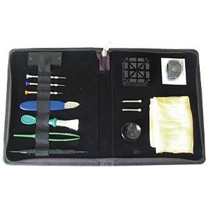 Professionelles Uhrenwerkzeugset BERGER+SCHRÖTER 60265